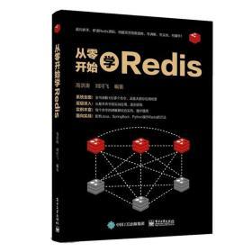 從零開始學REDIS高洪濤9787121363115電子工業出版社小說