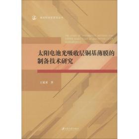 太陽電池光吸收層銅基薄膜的制備技術研究王延來9787568411004江蘇大學出版社小說
