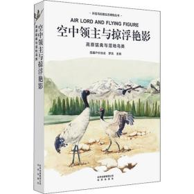 空中領主與掠浮艷影 高原猛禽與濕地鳥類西藏戶外協會9787200144468北京出版集團童書