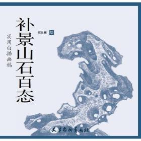 补景山石百态郝良彬天津杨柳青出版社9787554705179艺术