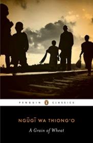 A Grain of Wheat一粒麦种Abdulrazak Gurnah企鹅出版社原版实体书2021诺贝尔文学奖得主古尔纳小说作品