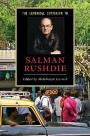 The Cambridge Companion to Salman Rushdie对话拉什迪Abdulrazak Gurnah2021诺贝尔文学奖得主古尔纳作品