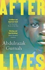 Afterlives2021诺贝尔文学奖得主古尔纳作品Abdulrazak Gurnah英文原版实体书