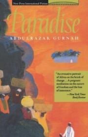 Paradise天堂Abdulrazak Gurnah2021诺贝尔文学奖得主古尔纳小说作品