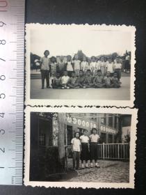 """全部,一起出,老照片 六十年代小学 教师 小学生合影 """"集体化"""",""""共产主义"""",儿童合影,小女孩 收录音机 stereo sound"""