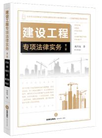 建设工程专项法律实务(第二版)