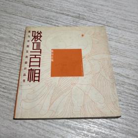 骏马百相——黑马中国生肖设计丛书