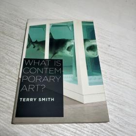 英文原版书 What is Contemporary Art? Paperback –2009 by Terry Smith