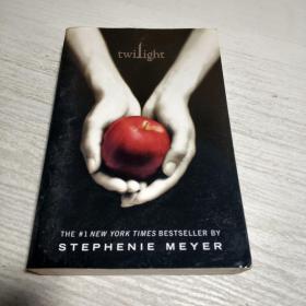 The Twilight Saga Intl Collection (Box Set)暮光之城1-4册英文原版