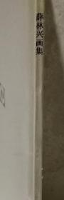 薛林兴画集、书法、画册、图录、作品集
