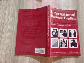 International Business English(看图下单)