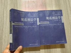 规范刑法学(第三版)(上下册)