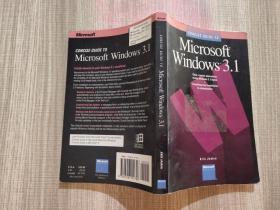 Microsoft Windows 3.1