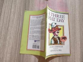 A THREE HAT DAY(看图下单)