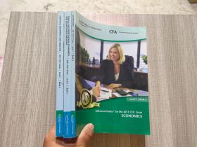 2011 CFA Level 1 Book 2(看图三本合售)