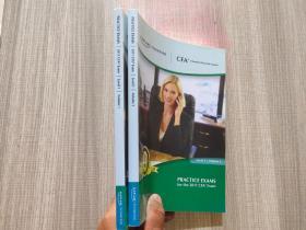 PRACTICE EXAMS 2011 CFA9 Exam Levell Valume 2