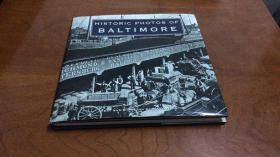 历史照片  巴尔的摩《书名和内容全是英文》