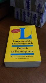 Langenscheidt's Universal German Dictionary (langenscheidt Dictionaries)-兰根谢德通用德语词典 /Langenscheidt Edi... Langenscheidt Pub...