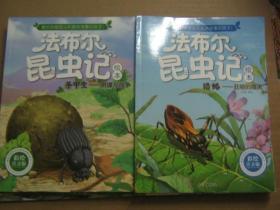 法布尔昆虫记绘本(9册合售)