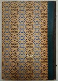 《葡萄牙人十四行诗集》1935年私人订制半皮装本布朗宁夫人诗歌名著Peter Pauper私人出版社