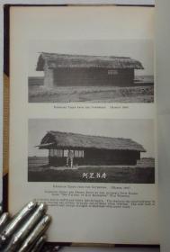 《丹·马修的召唤》1909年私人订制版皮装本插图本美国作家哈罗德·莱特小说