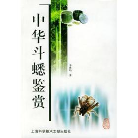 中华斗蟋鉴赏