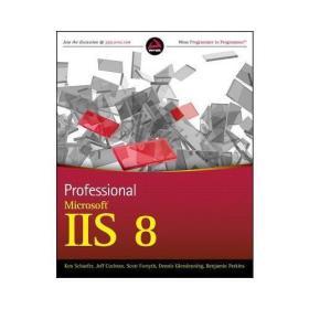 【预订】Professional Microsoft IIS 8