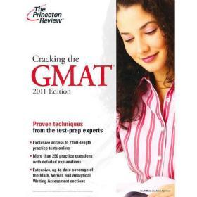 Cracking the GMAT, 2011