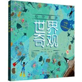 (正版新书)空中遨游世界奇观苏西·比哈9787555264545青岛出版社