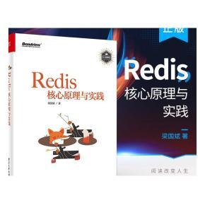 Redis核心原理与实践 Redis事件驱动实现 Redis中使用的UNIX机制书 Redis核心功能内部机制实现 Redis源码分析