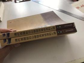 清代首届驻日公使馆员笔谈资料汇编(上下)