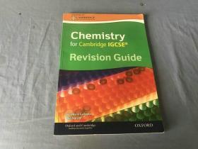 英文原版书    Chemistry for Cambridge IGCSE Revision Guide