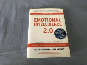 英文原版书  Emotional Intelligence 2.0