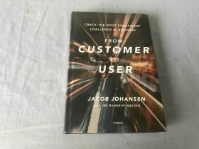 英文原版书   From customer to user
