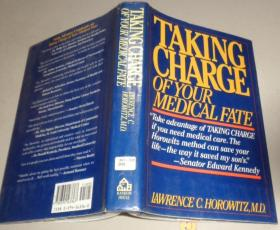 TAKING CHARGE OF YOUR MEDICAL FATE:B4架顶