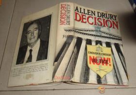 ALLEN DRURY DECISION:B4架顶