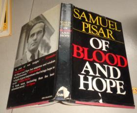 SAMUEL PISAR OF BLOOD AND HOPE:B4架顶
