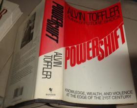 POWER SHIFT ALVIN TOFFLER:B4架顶
