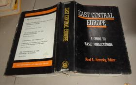 East Central Europe; a guide to basic publications:B4架顶