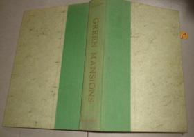 GREEN MANSIONS(内有插图):B4架顶
