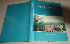 磴槽煤矿志(16开精装本):C4书架