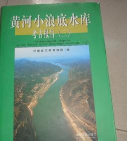 黄河小浪底水库考古报告(二):书架7