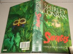 SHIRLEY CONRAN SAVAGES雪莉•康兰野蛮人:B4架顶