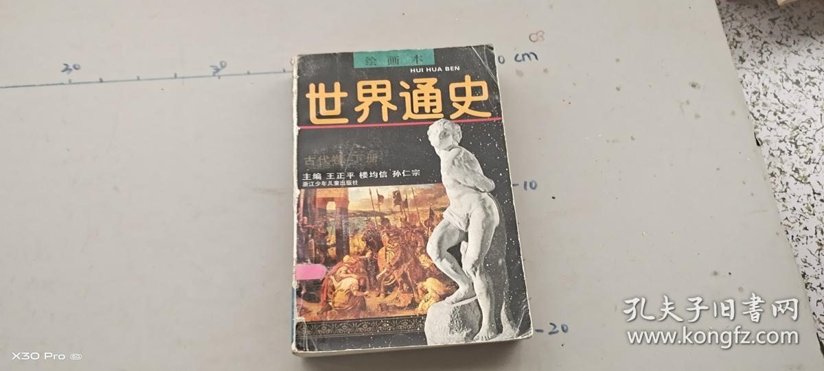 世界通史 绘画本