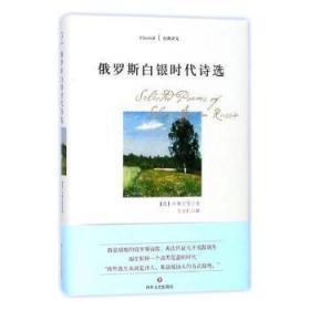 现货 俄罗斯白银时代诗选9787541148385  诗集俄罗斯代一棵松书店