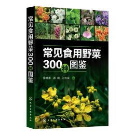 常见食用野菜300种图鉴—绿色、安全、生态野菜;可供植物爱好者、园艺爱好者、餐饮爱好者阅读参考,也可供相关专业师生实习、实践参考。