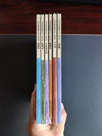 中华传统经典养生术:八段锦、逍遥功、六合功、松柔功、天柱导引功、易筋经 6册合售