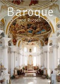 英文原版书 Baroque and Rococo : Architecture painting sculpture Hardcover 2003 by Barbara Borngasser (Author), Rolf Toman (Editor), Achim Bednorz (Photographer)