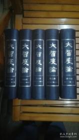 大智度论(布面精装 全五册)
