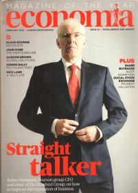 economia.2013年13期、16期.2册合售.详看书影